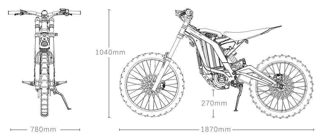 Pin Em Electric Bicycle Motorcycle