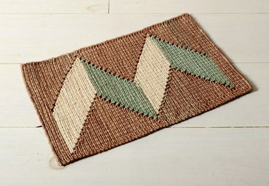 Straw Mat From The Joinery Interior Textiles Woven Woven Rug