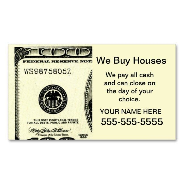 We buy houses business card zazzle great business card ideas we buy houses business card zazzle colourmoves
