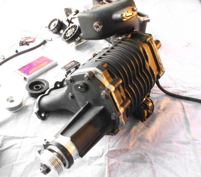 2rz 3rz Trd Supercharger Kit Extras Sold Eaton Supercharger Supercharger Trd