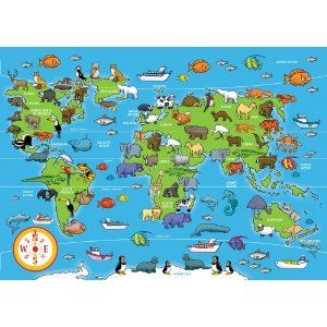 World Map 60 piece giant floor puzzle. Matthew (5) s ... on world map puzzle pieces, united states map puzzle, world map bookmarks, world map rug, world map of the floor, world map wood puzzle, world map lettering, world map 1000, printable world map puzzle, world map stickers, world map coloring page preschool, sesame street puzzle, large world map puzzle, world map game, world jigsaw puzzles, continents map puzzle, world map arts and crafts, world map chart, world map clock,