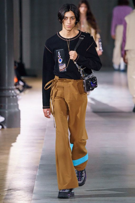 Acne Studios Fall 2019 Menswear Collection Review