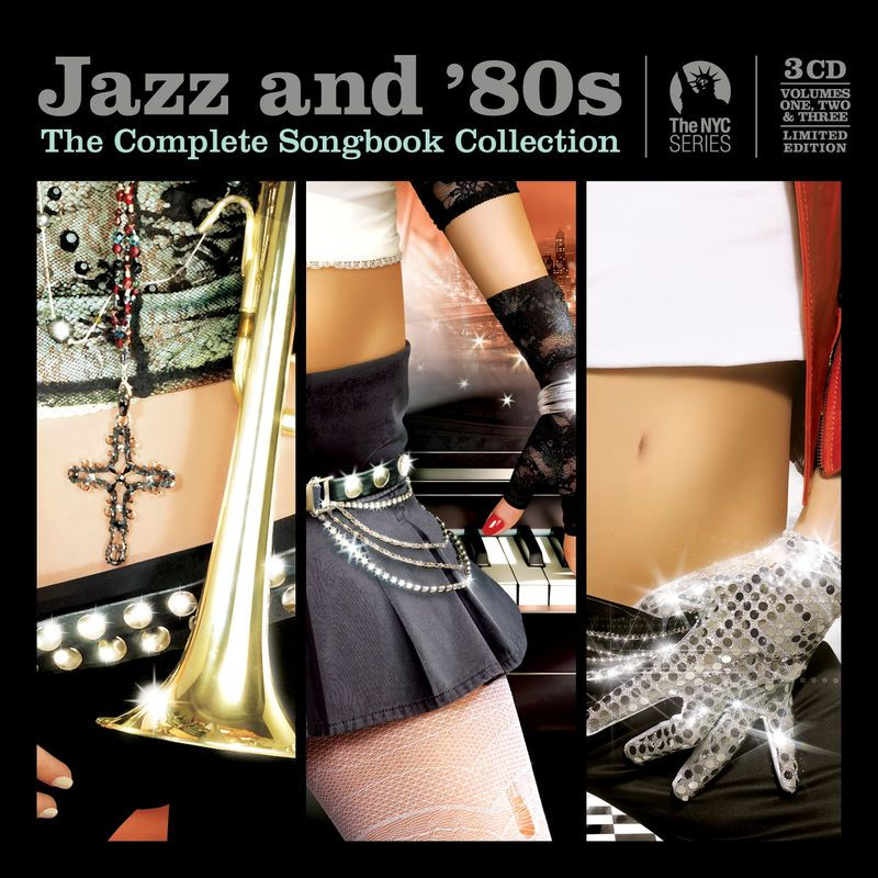 Walking On Sunshine By Jazzystics Jazz And 80s The Complete Collection