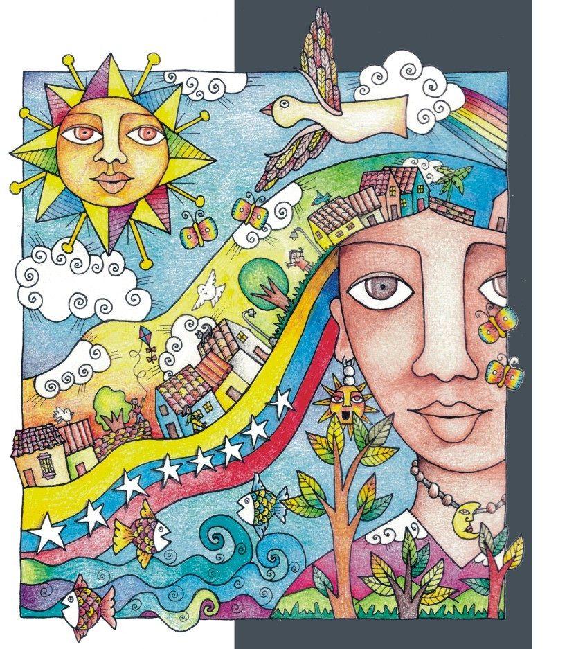 Mujer en Curso: 4° Camino: Creatividad Femenina