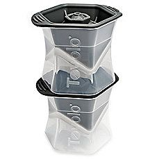 Tovolo® Colossal Cube Ice Mold (Set of 2)