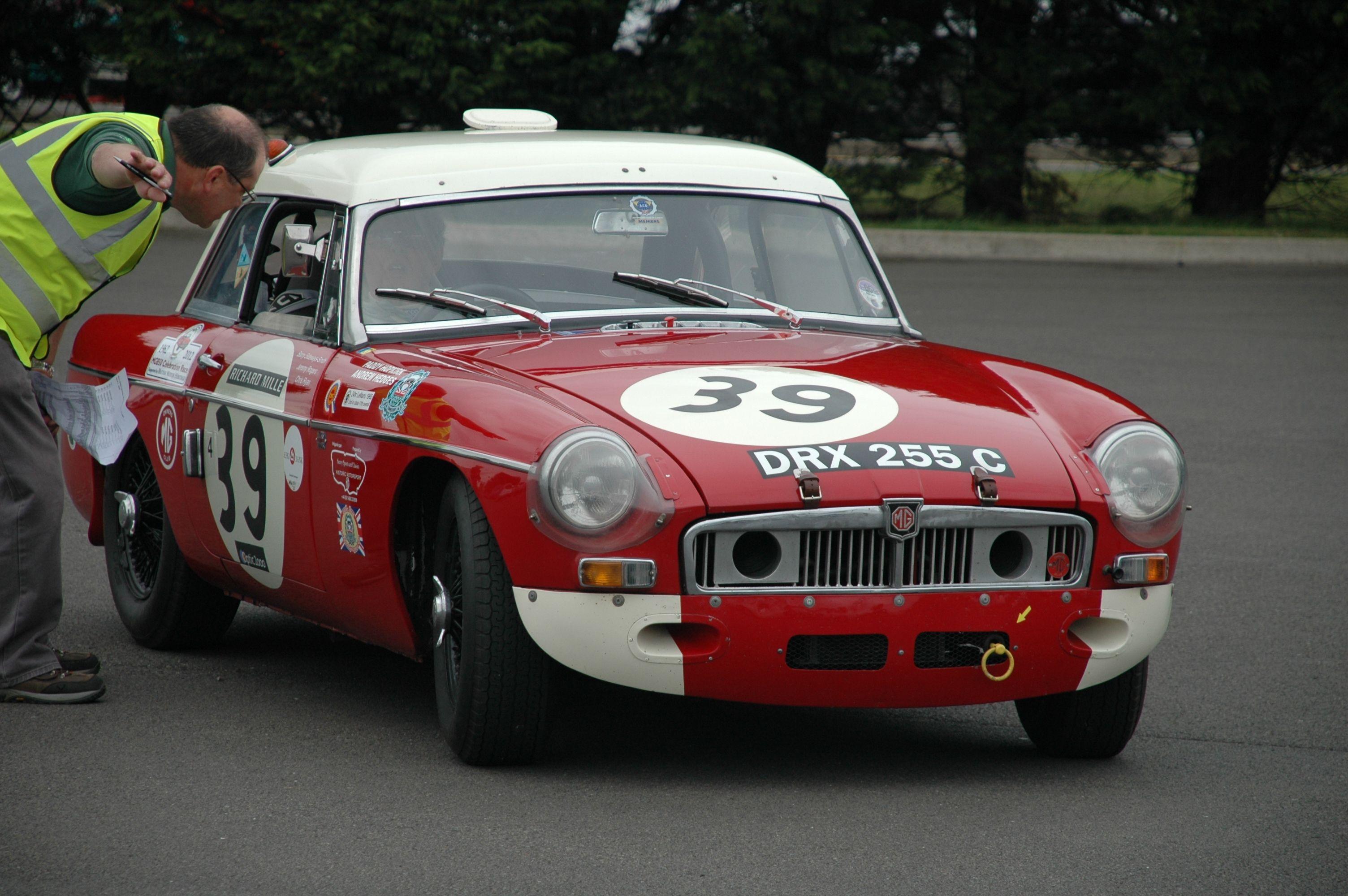 MGB race car For Sale (1965) | cdubs MG\'s | Pinterest | Cars ...