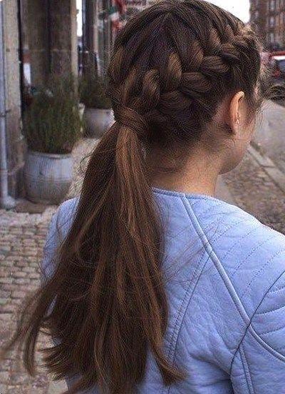 30 peinado adorable de cola de caballo – nuevo sitio
