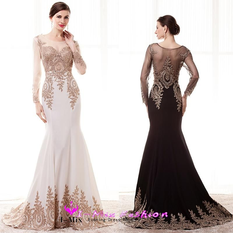 Discount Elegant Long Evening Gowns
