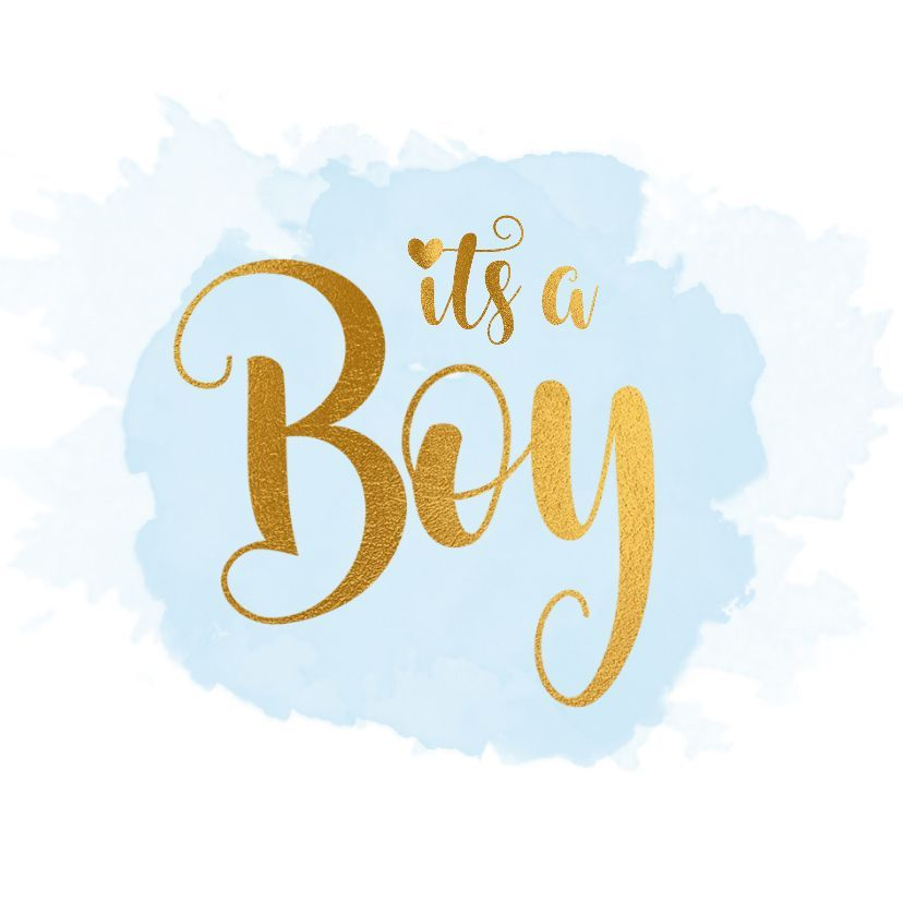 Felicitatiekaart Geboorte It S A Boy Kaartje2go Boy Felicitatiekaart Geboorte Kaartje2go Baby Bear Baby Shower Baby Boy Cards Congratulations Baby Boy