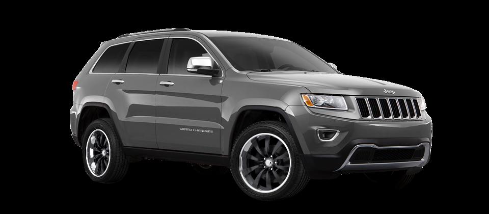 Rimulator Data Driven 2015 Granite Crystal Jeep Grand Cherokee