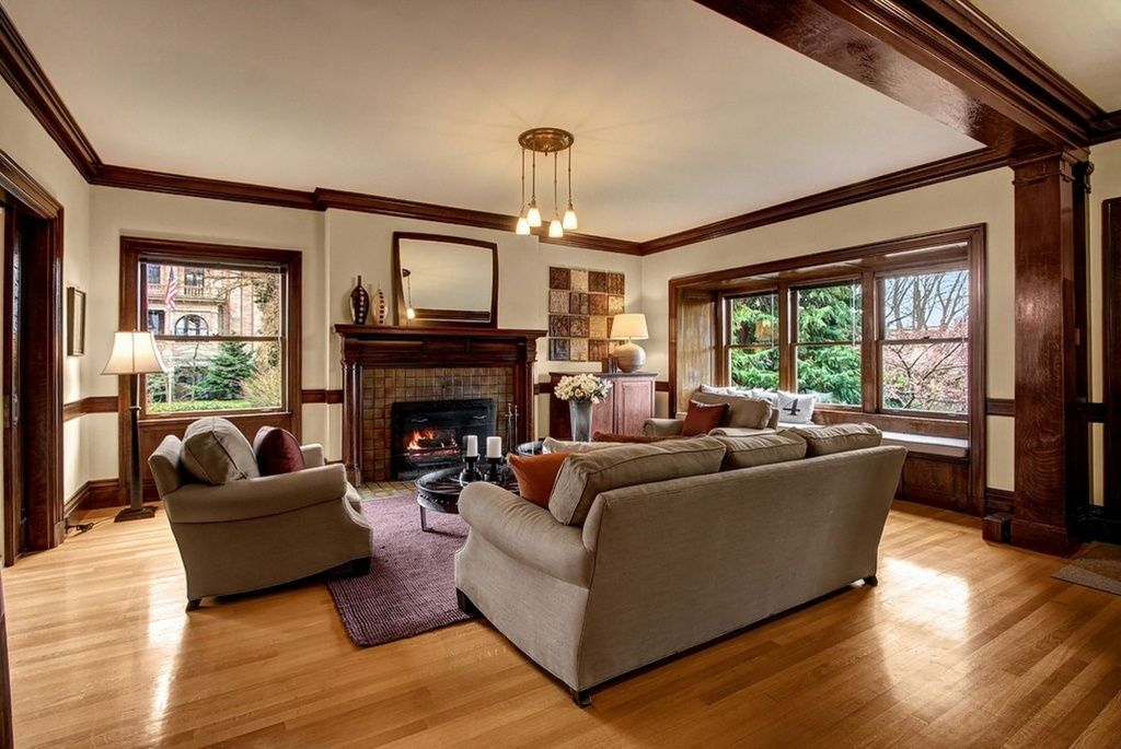 Home Improvement Archives Living Room Wood Floor Dark Wood Floors Living Room Craftsman Living Rooms
