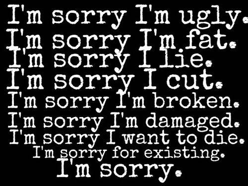 sad im sorry quotes