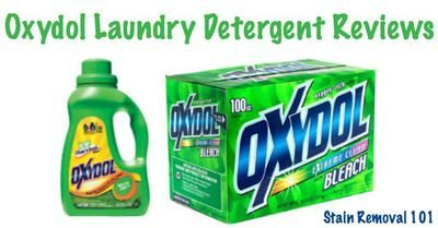 Oxydol Laundry Detergent Reviews & Uses | Laundry supplies