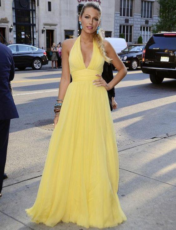 Low-Back Prom Dresses Celebrity 2018