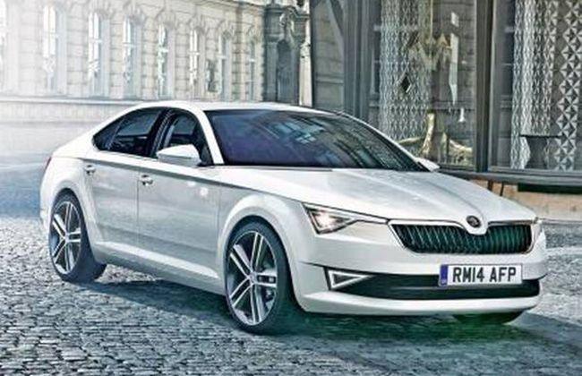 Skoda Octavia Coupe To Be Showcased At Geneva Motor Show