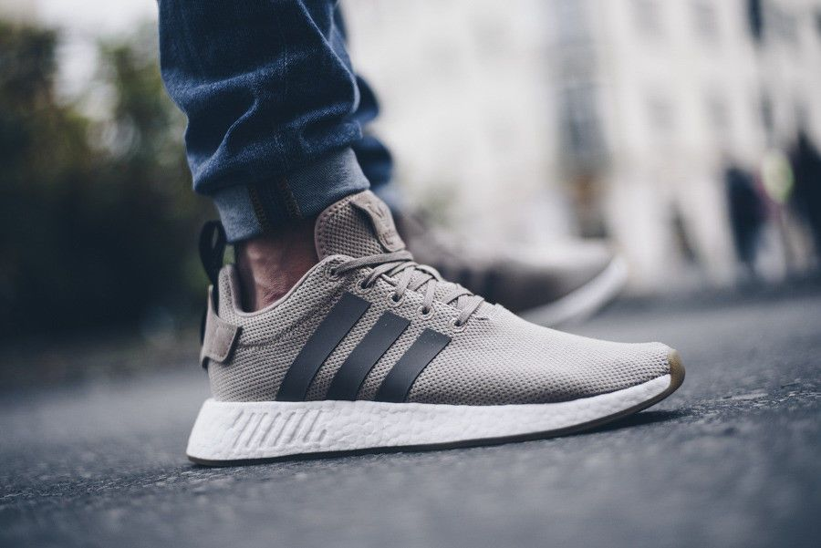 buy popular 13153 35ad5 ADIDAS NMD R2 - TRACE KHAKI , SIMPLE BROWN   CORE BLACK LIMITED EDITION   adidas  RunningShoes