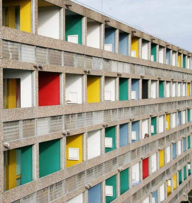 Le Corbusier Maison du Brésil in Paris Le Corbusier Pinterest - maison france confort brignoles