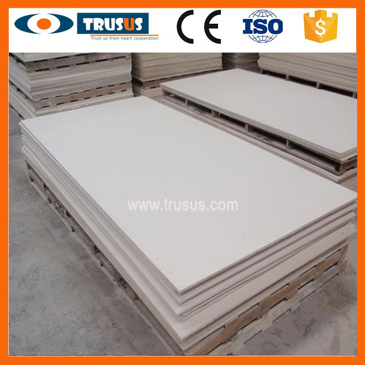 9mm Fire Resistant Waterproof Wall Partition Ceiling Decoration