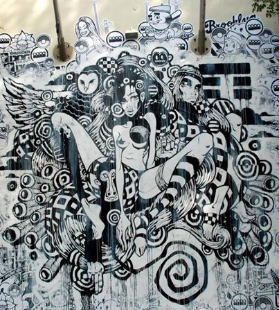 Artist: TRISTAN EATON #streetart