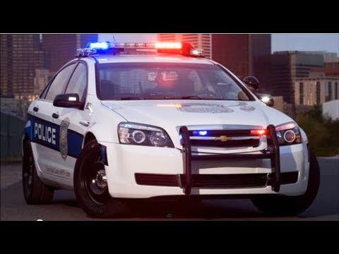 Siren Sound Effects For My Toddler Police Cars Police Patrol Chevrolet Caprice