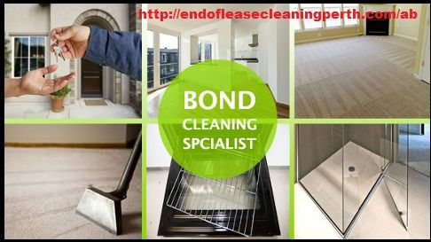Bond Cleaning Services in Perth is a signed contract or promise - cleaning service contract