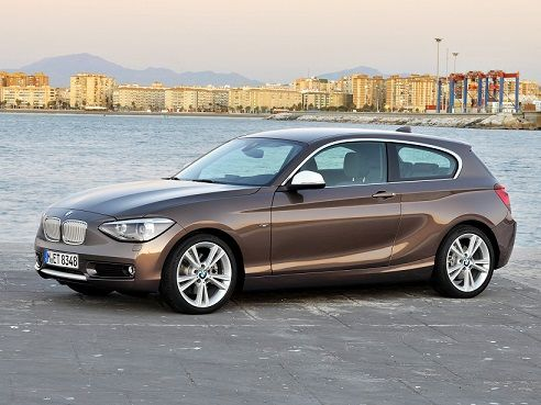 BMW 125d 3-door Urban Line (2012). | Bayerische Motoren Werke ...
