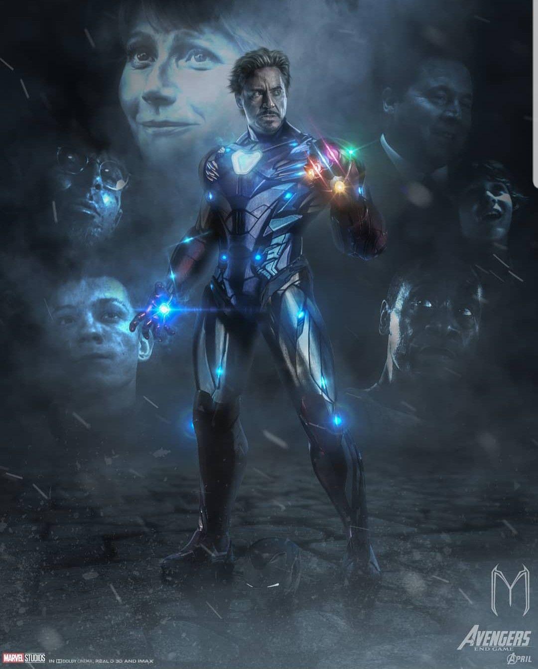 Avengers Endgame art • by Ultraraw26 Marvel superheroes