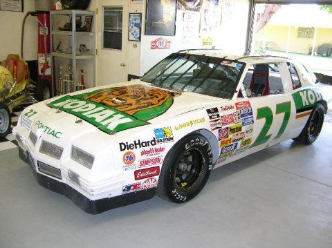 10 Car SoCal Vintage Race Car Collection  Rusty Wallace Kodiak