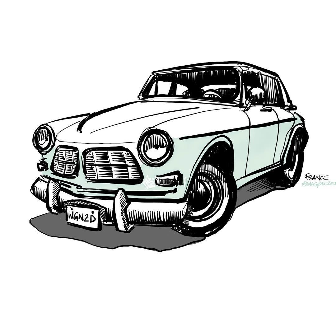 I Drew The Lady Of My Dreams Pencil Paper By 53 On The Ipadpro Volvo Amazon Drawing Lady Sketch Cardrawing Paperby53 Ipa Car Drawings Van Volvo