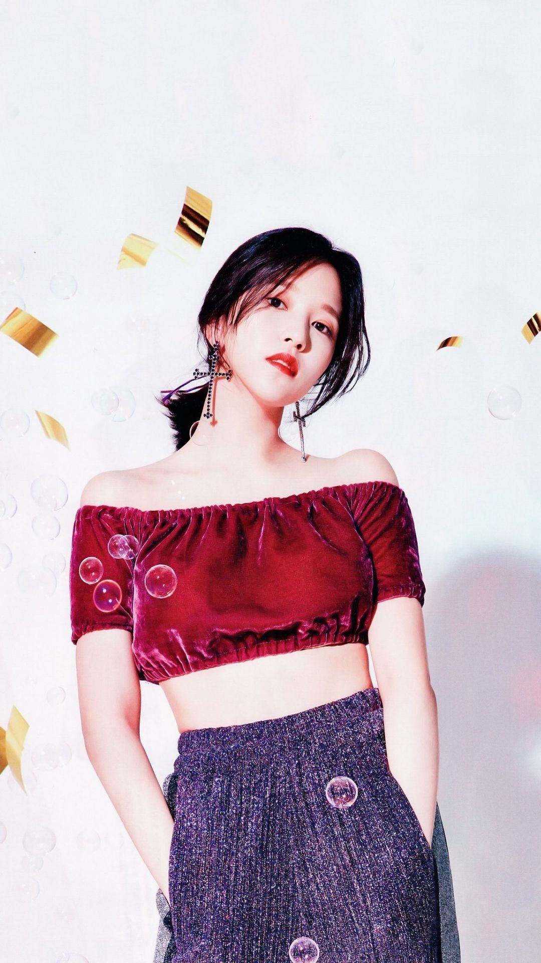 Mina Wallpaper Girl Photography Poses Kpop Girls Mina