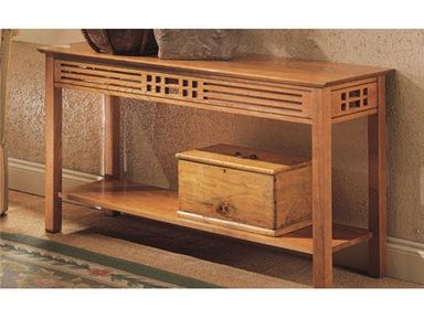 Shop For Harden Furniture Millville Sofa Table, And Other Living Room  Console Tables At Woodbridge Interiors In San Diego, CA.