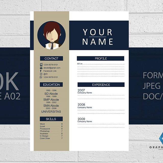 Pin Oleh Aulia Maulida Di Art Infografis Profil Desain