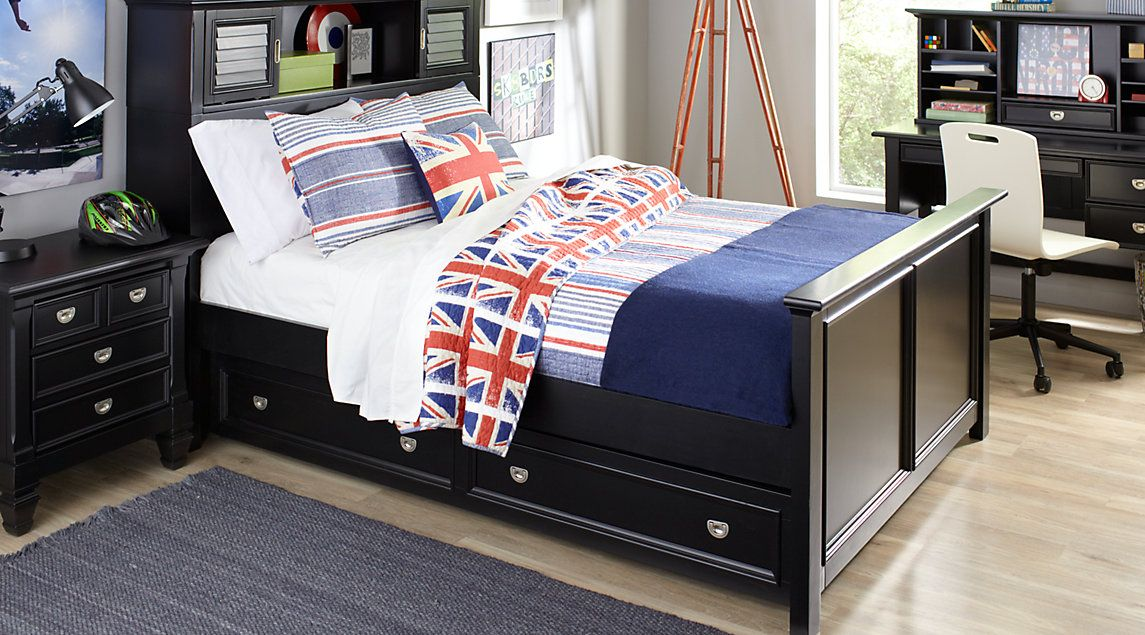 Affordable Full Bedroom Sets for Teens | Bedroom sets, Boys