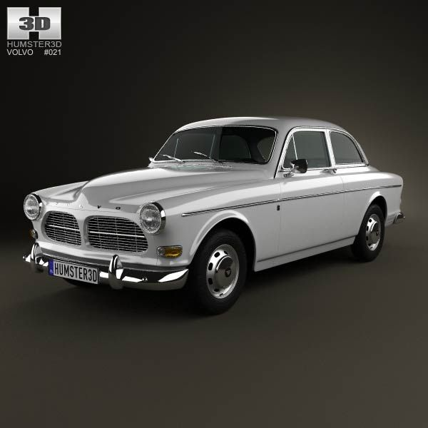 Volvo Pricing: Volvo Amazon Coupe 1961 3d Model From Humster3d.com. Price