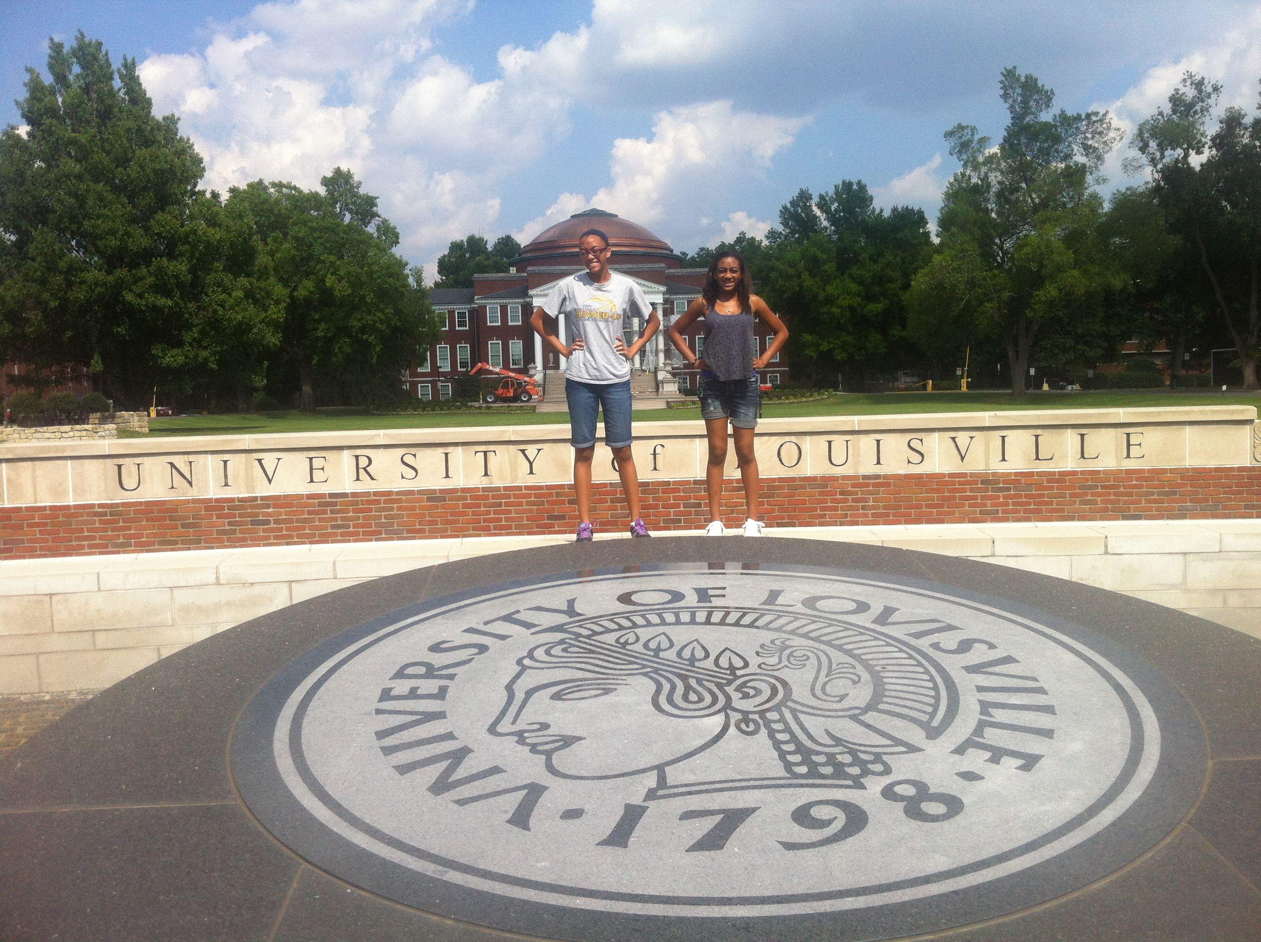 06.22.13 Univ of Louisville visit