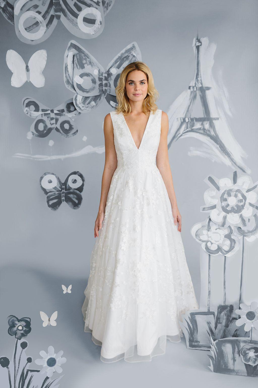 Kate Mcdonald Bridal Delphine Gown Le Papillon Collection 2018