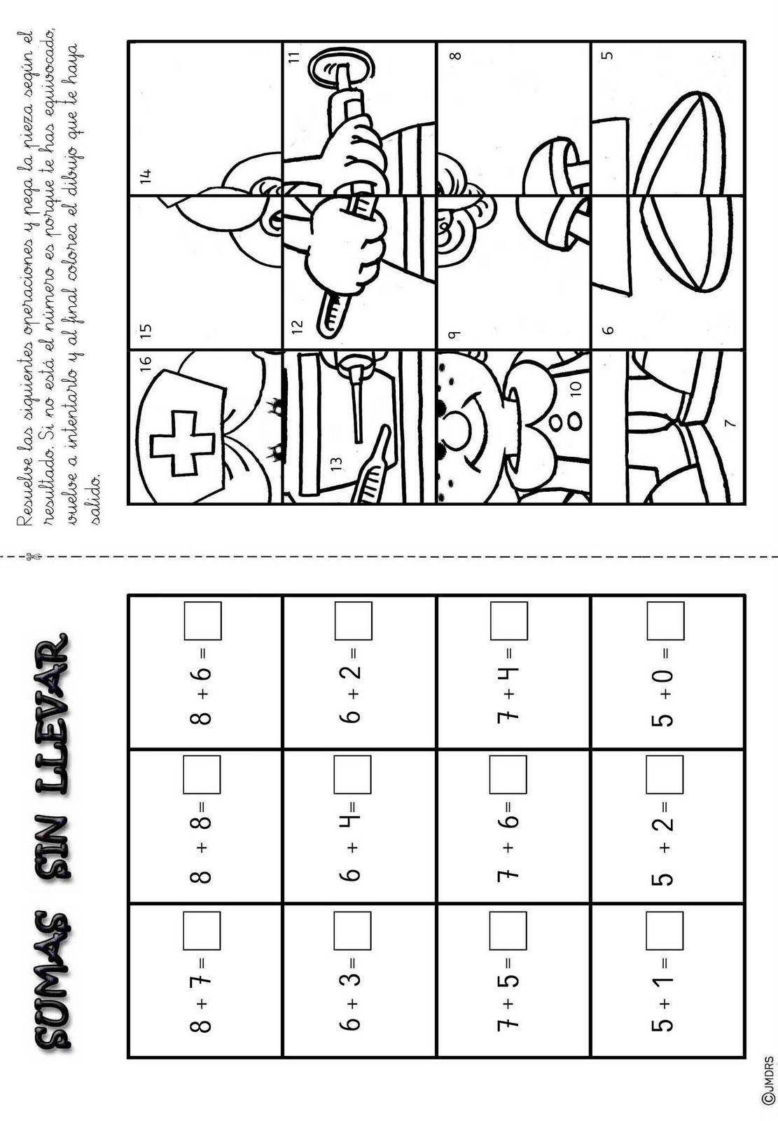 010103-sumas-sin-llevar-1-dc3adgito-puzzle-h2.jpg (1111×1600 ...