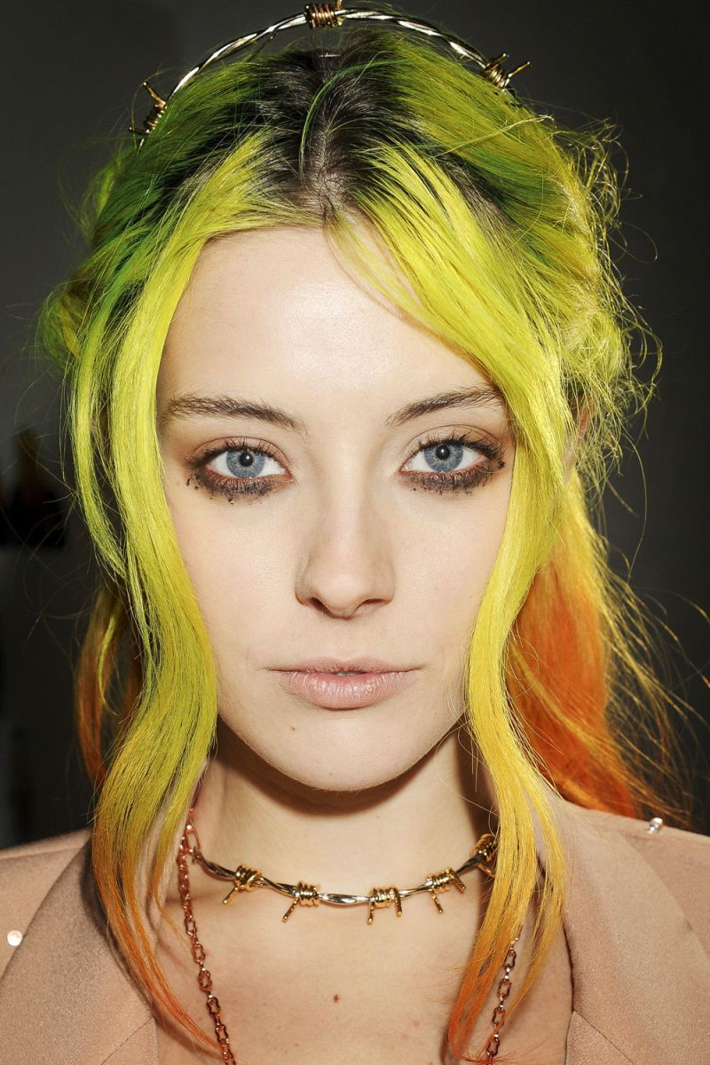 how to get rid of yellow hair after a keratin treatment hair