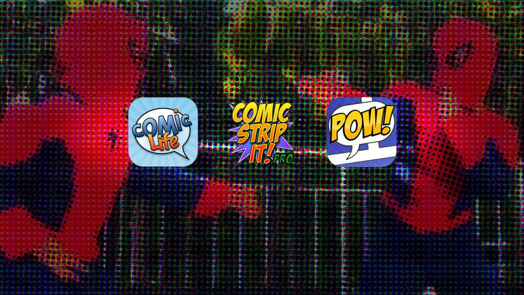 Breaking News! Comic Life is on NYTimes.com with an awesome review! Comic Life for iOS comes out on top when it comes to making comics on your device!