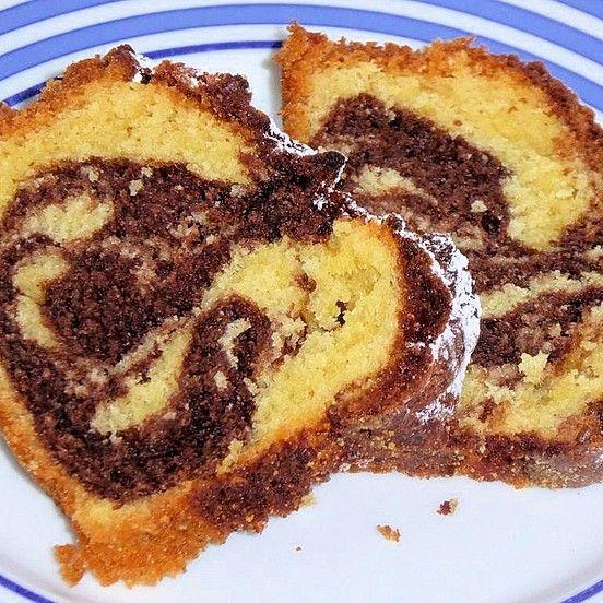 Saftiger Marmorkuchen von peidami | Chefkoch