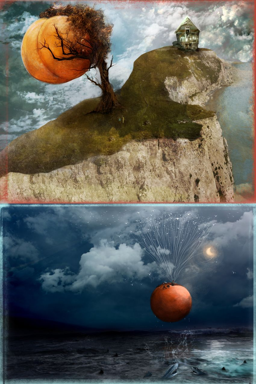 James And The Giant Peach Personal Concept Art Www Odessasawyer