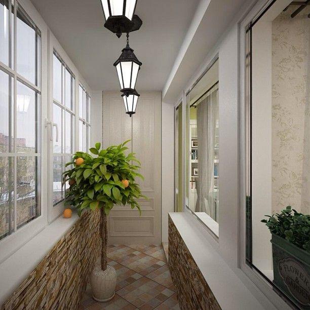 Ремонт балкона дизайн своими руками фото