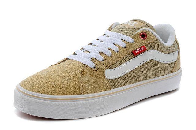 216f6c070bd21a Quality Vans LXVI OTW OLD SKOOL Off the Wall Skateboard Sneakers Beige   S14081401  -  39.99   Vans Shop