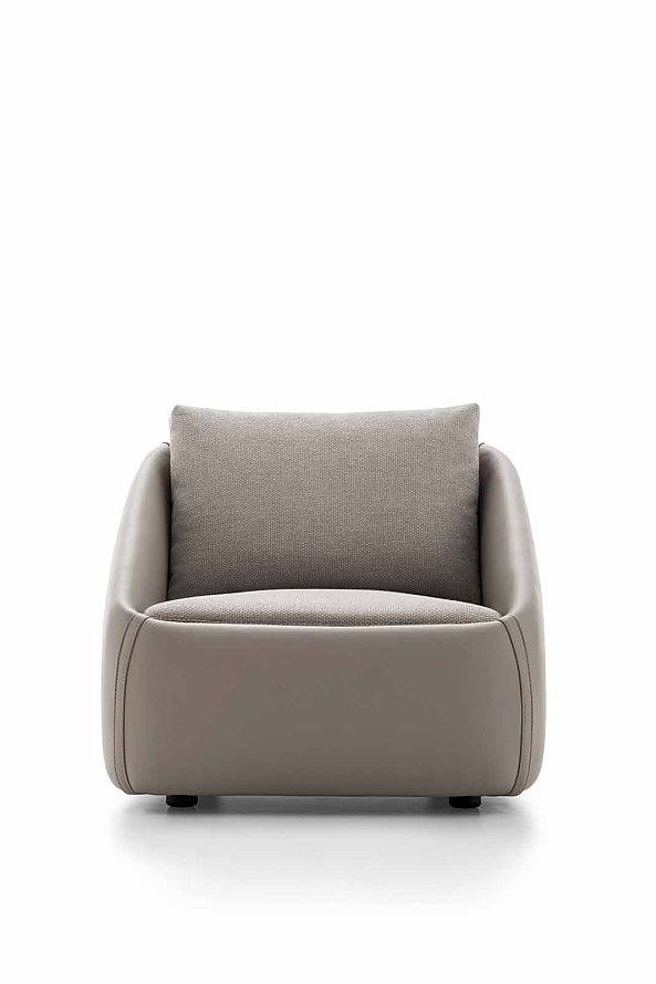 Upholstered Armchair Bend By Ditre Italia Design Daniele Lo Scalzo Moscheri In 2020 Armchair Furniture Single Seat Sofa Furniture Chair