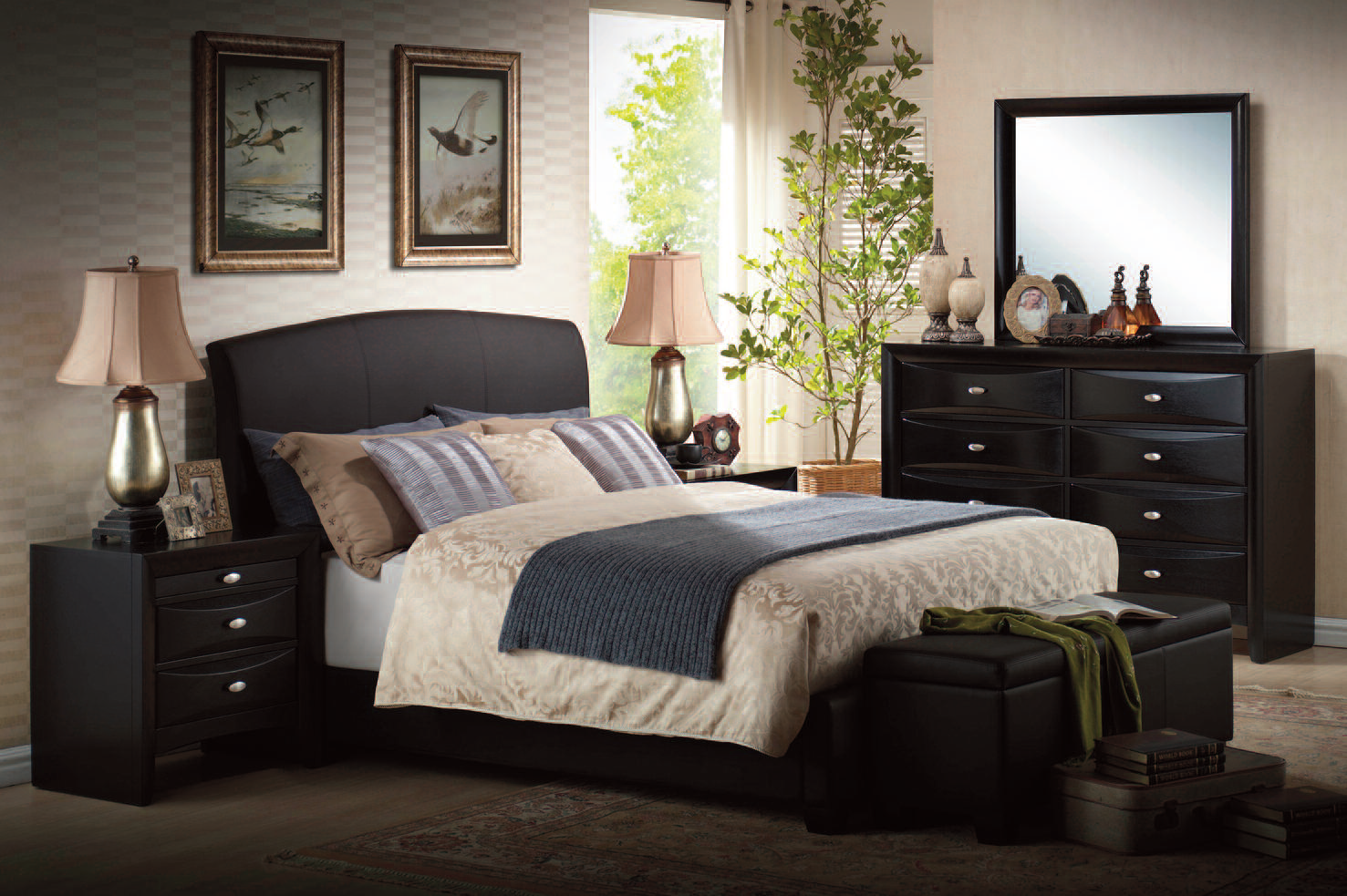 Bedrooms Furniture by acme furniture At home furniture
