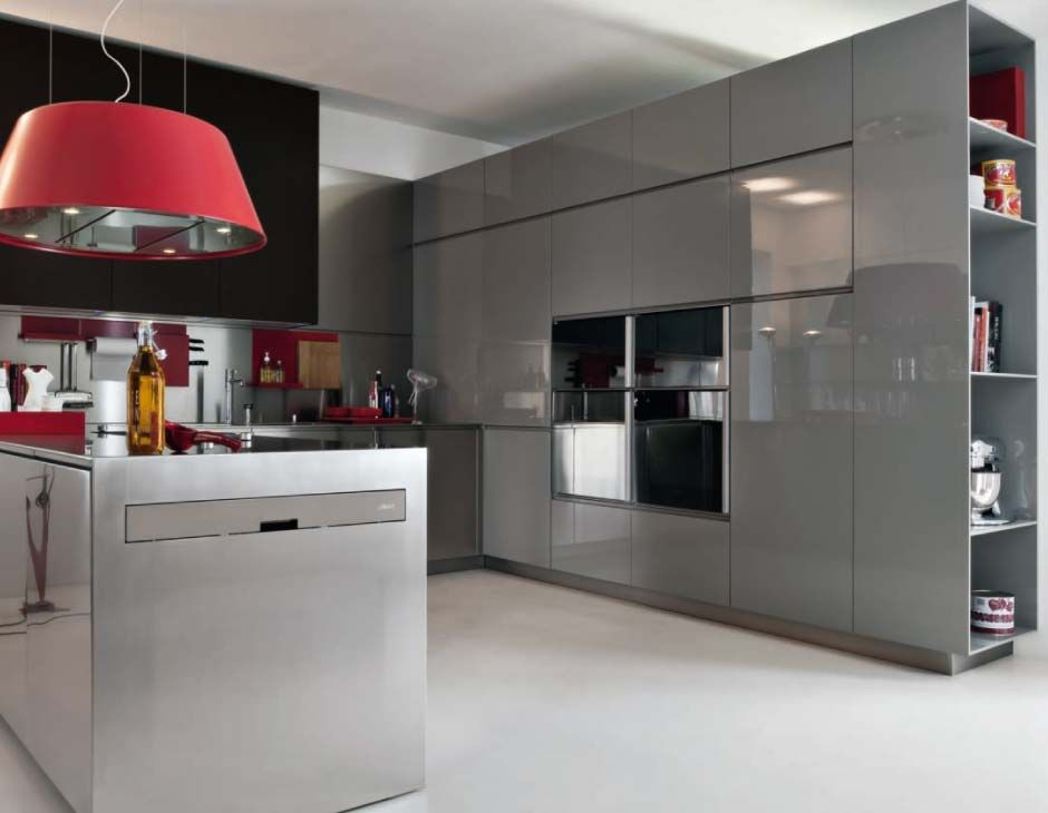 Cucine di design Elmar | Arredamento | Arredo interni cucina ...