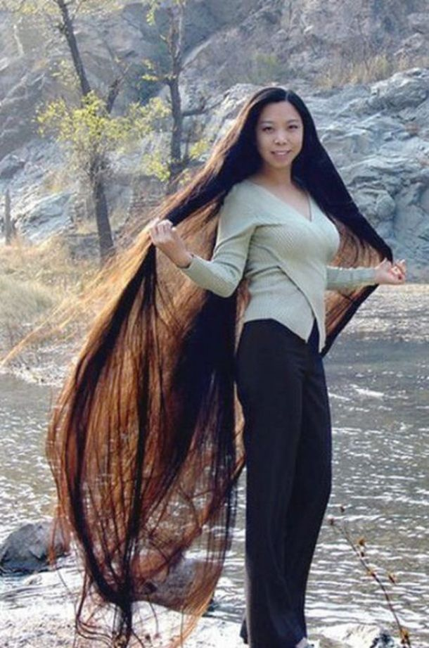 Long hair women fucking