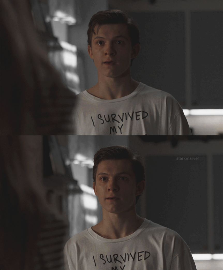 Crying Peter   Tom holland spiderman, Tom holland peter parker ...