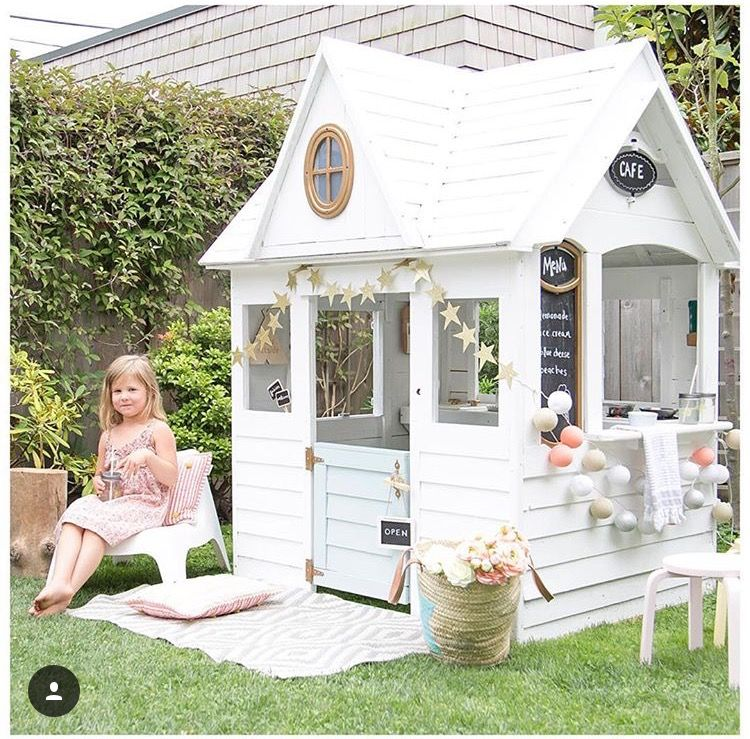 pin by kelly jackson on outdoor spaces cubby houses play houses rh pinterest ca