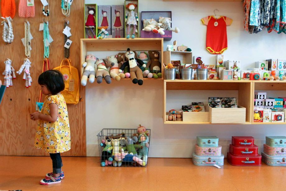 San Francisco Map Store%0A Mapamundi Kids puts toys  books  whimsy on the map in S F